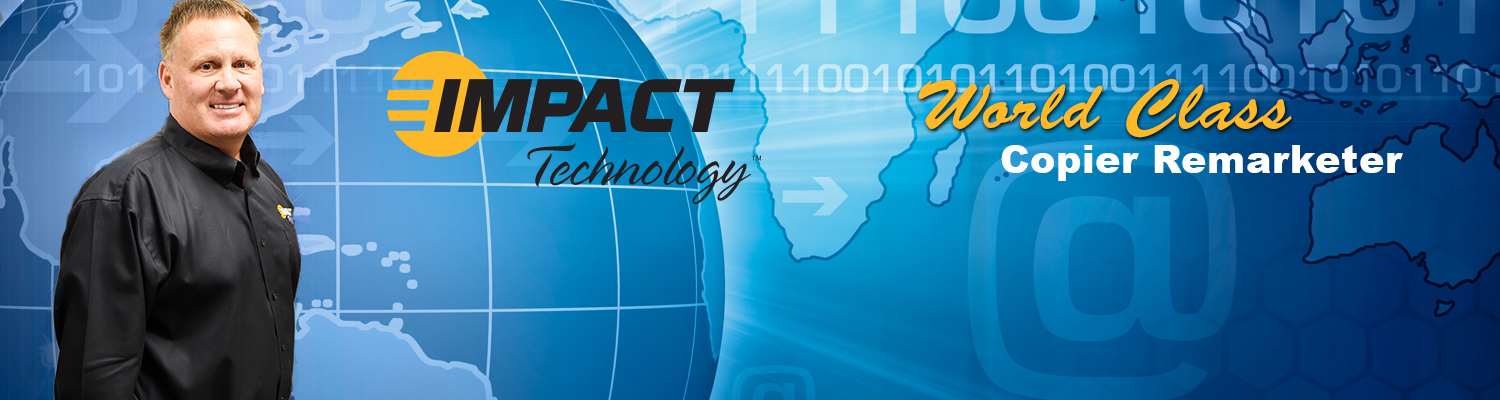 impact technology header banner