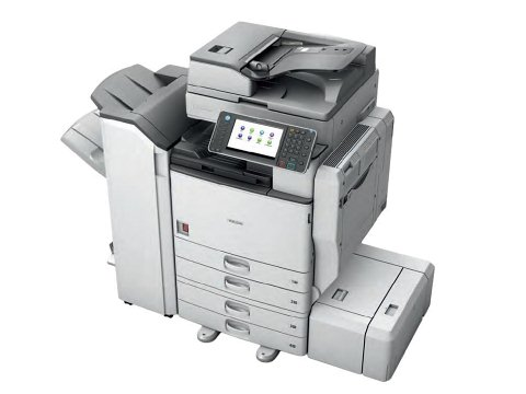 used ricoh copier