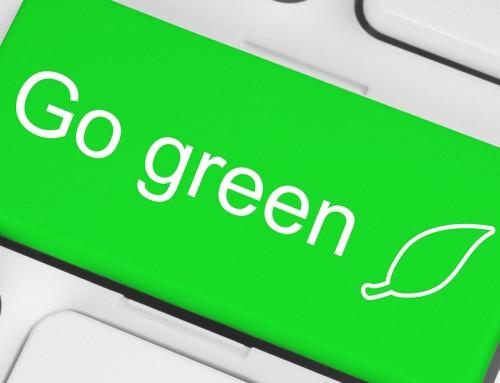 Green Initiative – Copiers